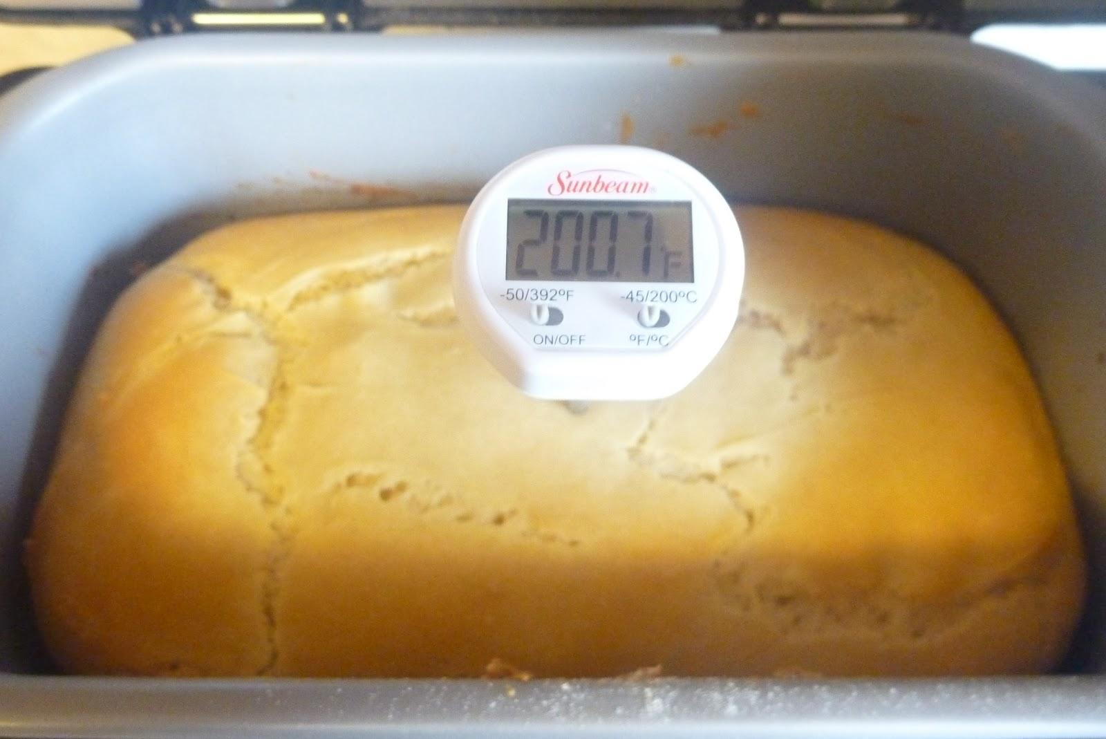Jewel's Gluten Free Kitchen: Gluten Free Bread Machine White Bread