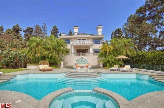 Eileen 39 s home design mansion for sale in los angeles ca for Mansions for sale in los angeles california
