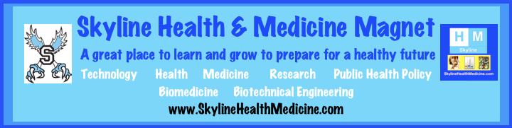 Skyline Health & Medicine Magnet