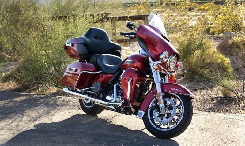 Harley Davidson CVO Ultra Classic Electra Glide