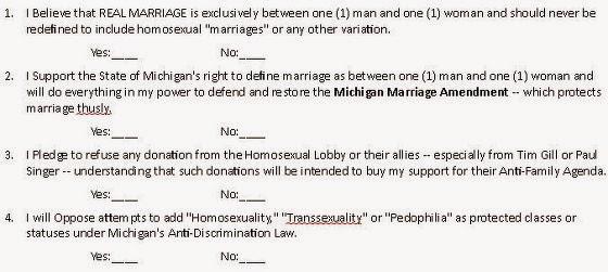 bill of rights gay