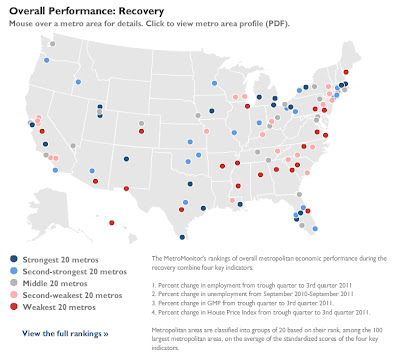 Brookings Maps Economic Recovery Outside the Neatline