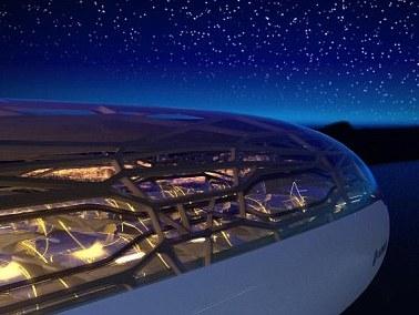 Gambar Pesawat Penumpang Airbus Yang Lutsinar