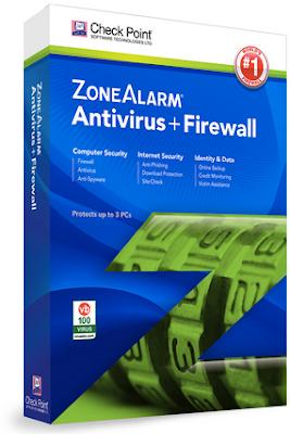 ZoneAlarm Free Antivirus + Firewall 2017 Free Download