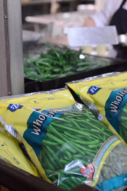 how to cook frozen green beans on stove
