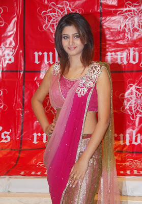 Shamili Hot in Saree - Actress Shamili Hot Saree pics