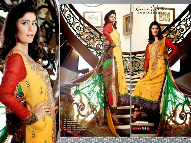 Karam Collection 2014 Volume 2