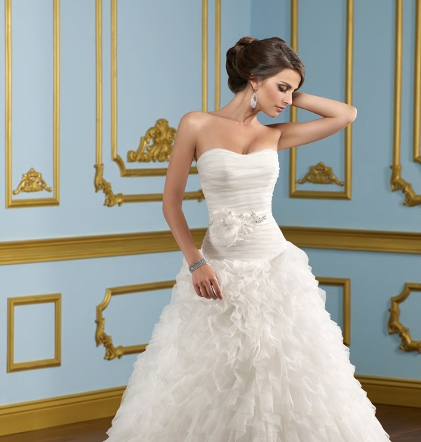 Wedding Dress Photos: Mori Lee Bridal Wedding Dresses