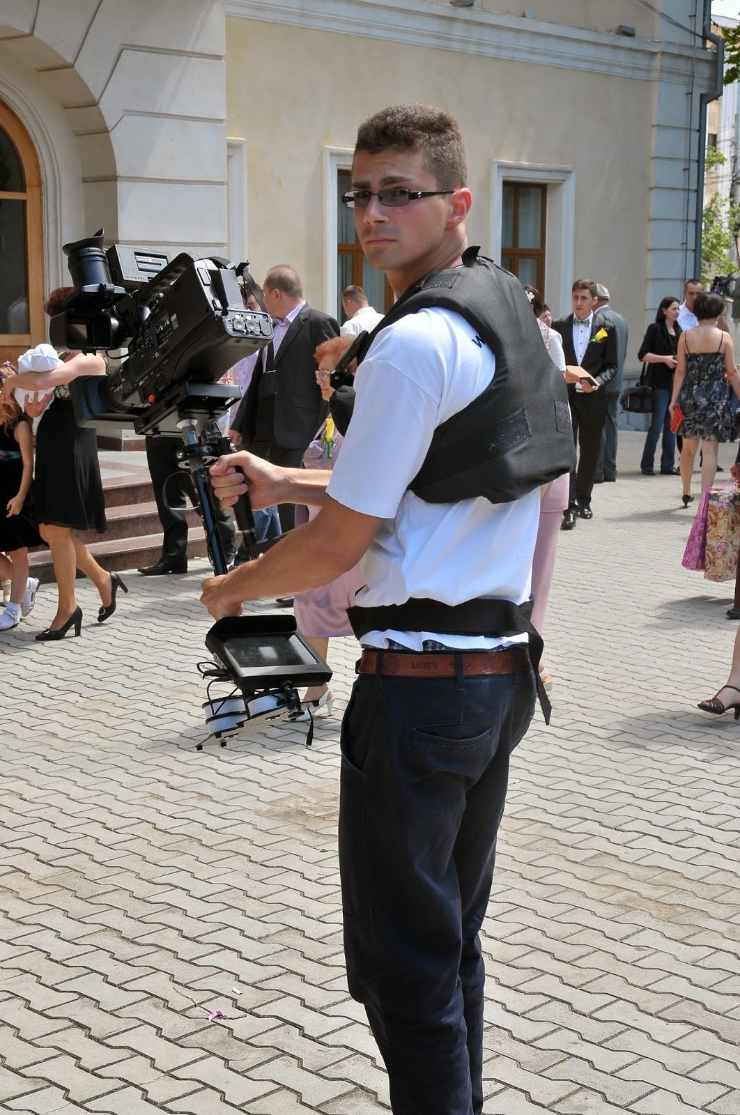 Cameraman profesionist nunta Iasi