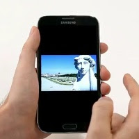 video galaxy note 2