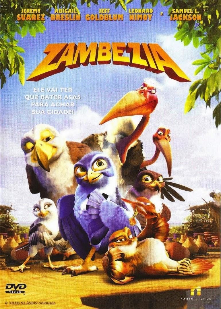 Zambezia – Dublado (2012)