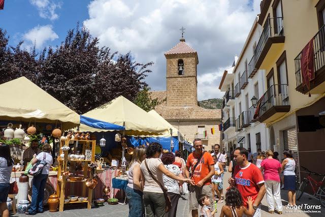 mercado de las fiestas realengas