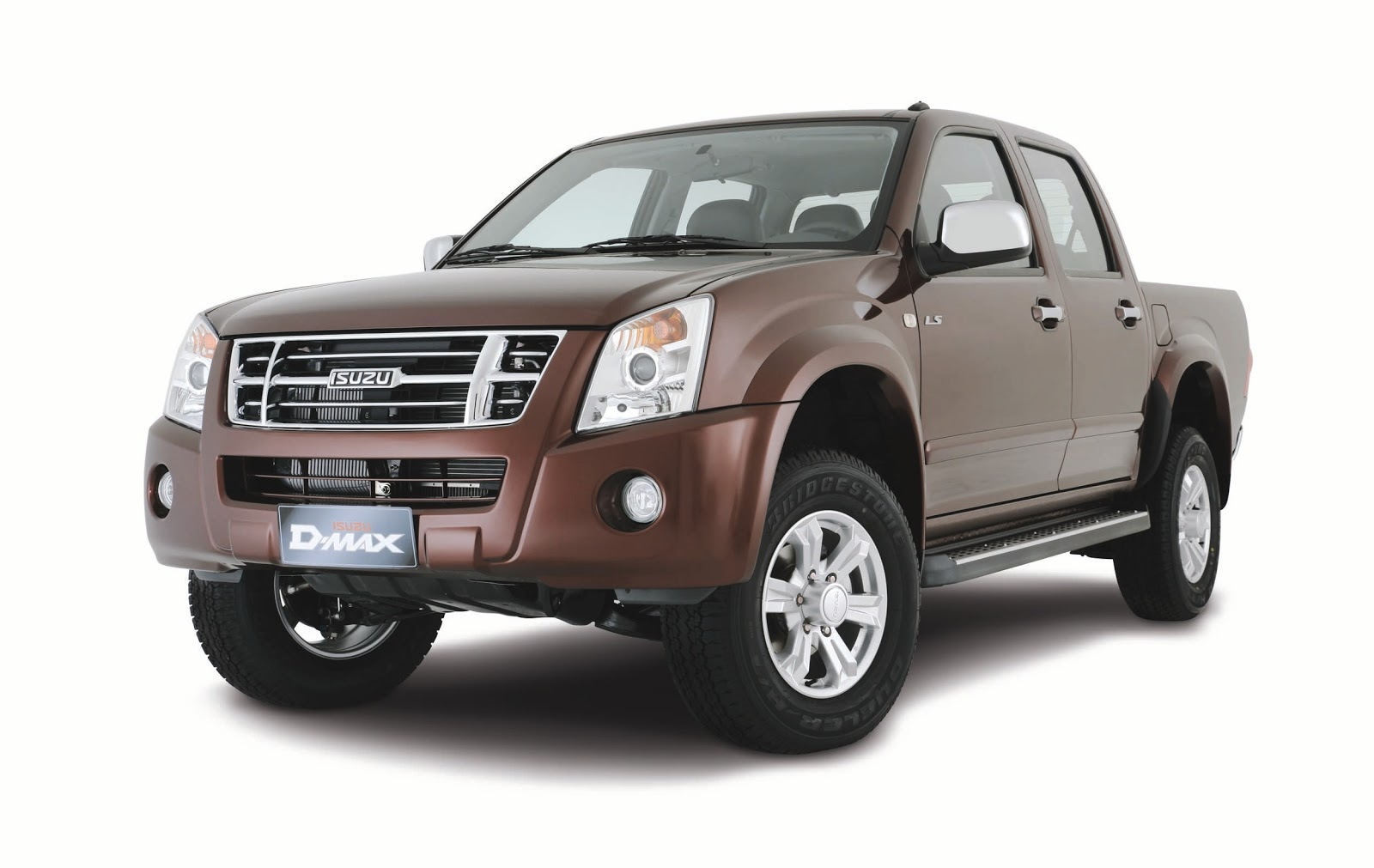Car profiles isuzu d max 2003 2013