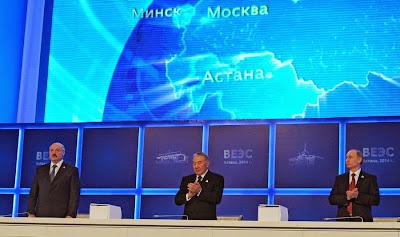 Ο Πούτιν ιδρύει την Ευρωασιατική Οικονομική Ένωση