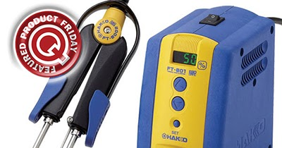 The Q Source Resource: Hakko\'s FT-801 Thermal Wire Stripper Strips ...