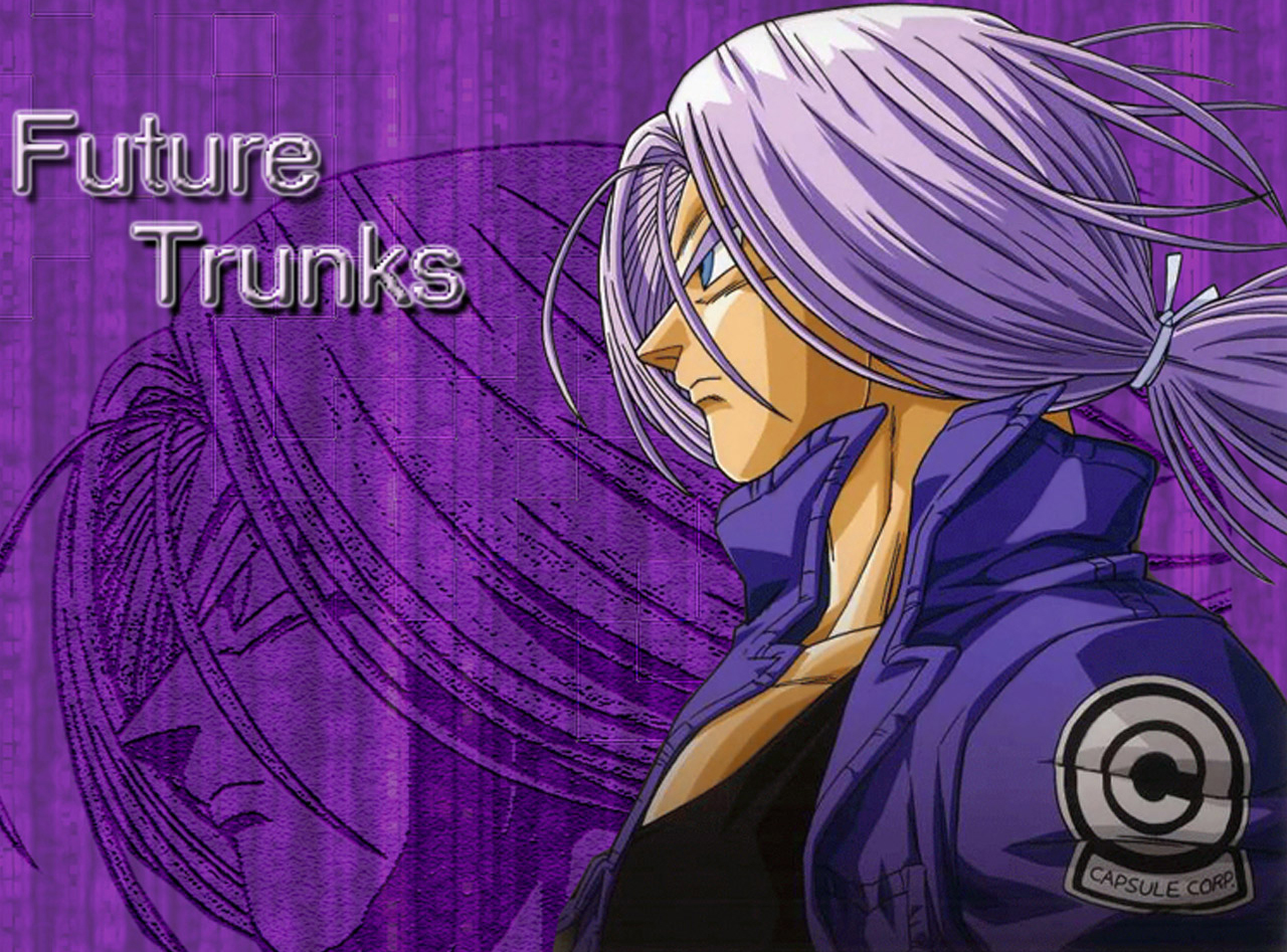 Future Trunks Wallpapers