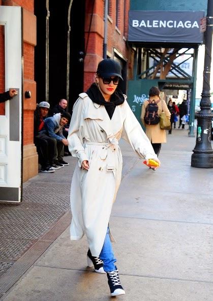 Fotos sin marcas: Rita Ora en Soho- 14 Marzo