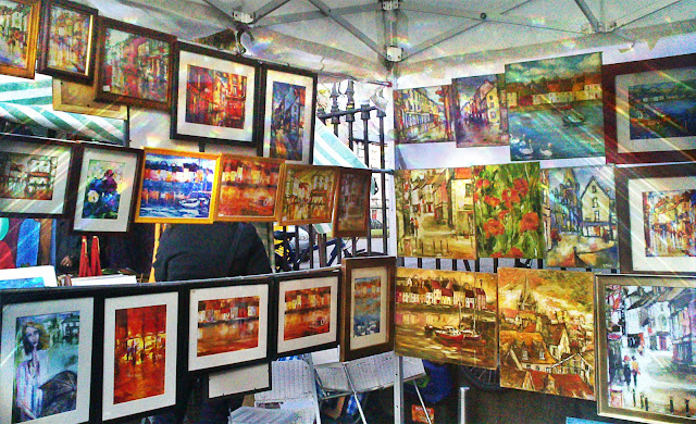 Diana Piavorova Galway Art Market Pathological Gomez