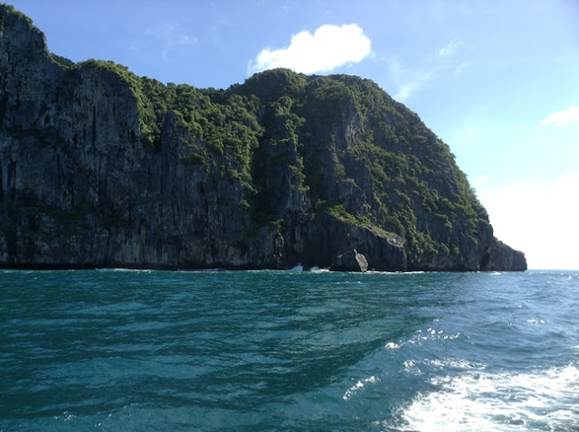Getting to Phi Phi Island