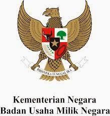 Logo Kementerian Badan Usaha Milik Negara [Kementerian BUMN]