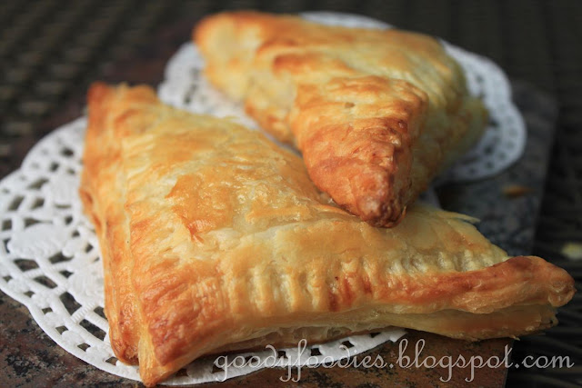 Pineapple Turnover Recipe Without Cake Mix