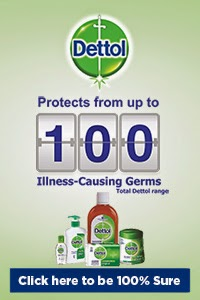 Dettol protects