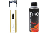 Rediff: Buy Nova Trimmer And Get A Premium Nike Deo Free at Rs. 448
