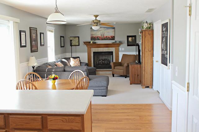 Living Room Sectional Vs Sofa