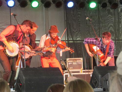 Irish music We Banjo 3