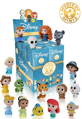 Disney Princesses Mystery Minis Blind Box Series by Funko
