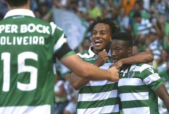 Académica 1 x 3 Sporting CP - Campeonato Português 2015/16