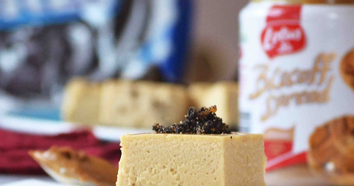 Biscoff Oreo Cheesecake Bars And A Lotus Bakeries Biscoff