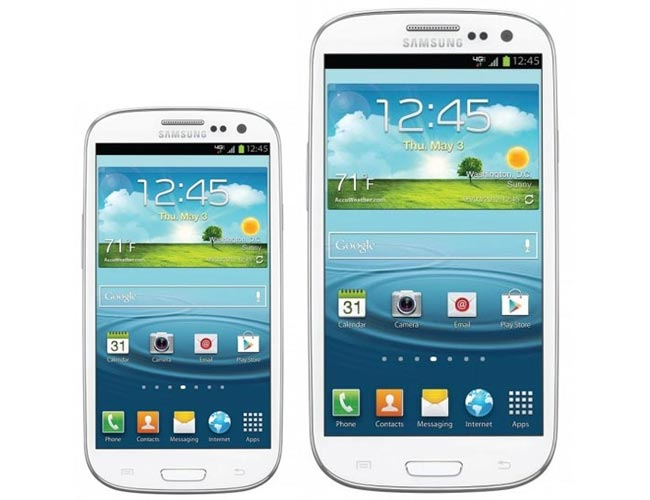 Galaxy S3 and Galaxy S3 mini