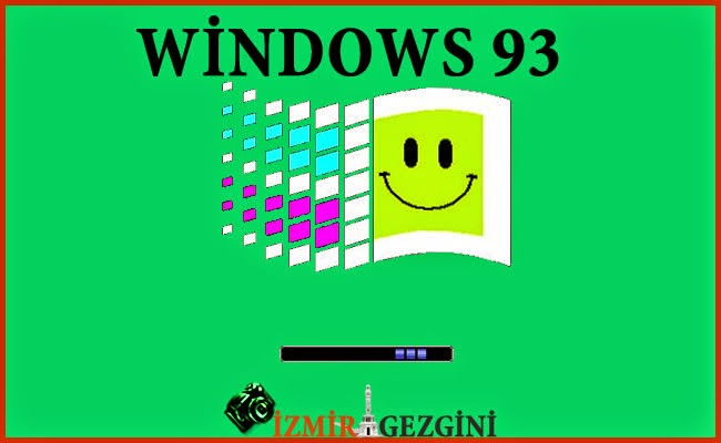 windows 93 resimleri