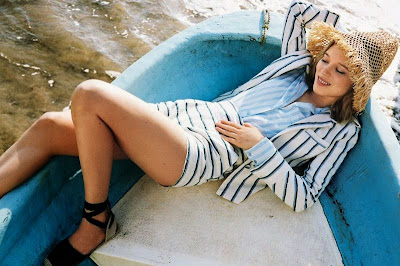 Léa Seydoux Vogue US Magazine June 2015 Photo Shoot