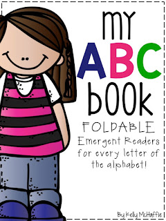 https://www.teacherspayteachers.com/Product/My-ABC-Book-foldable-emergent-readers-293881