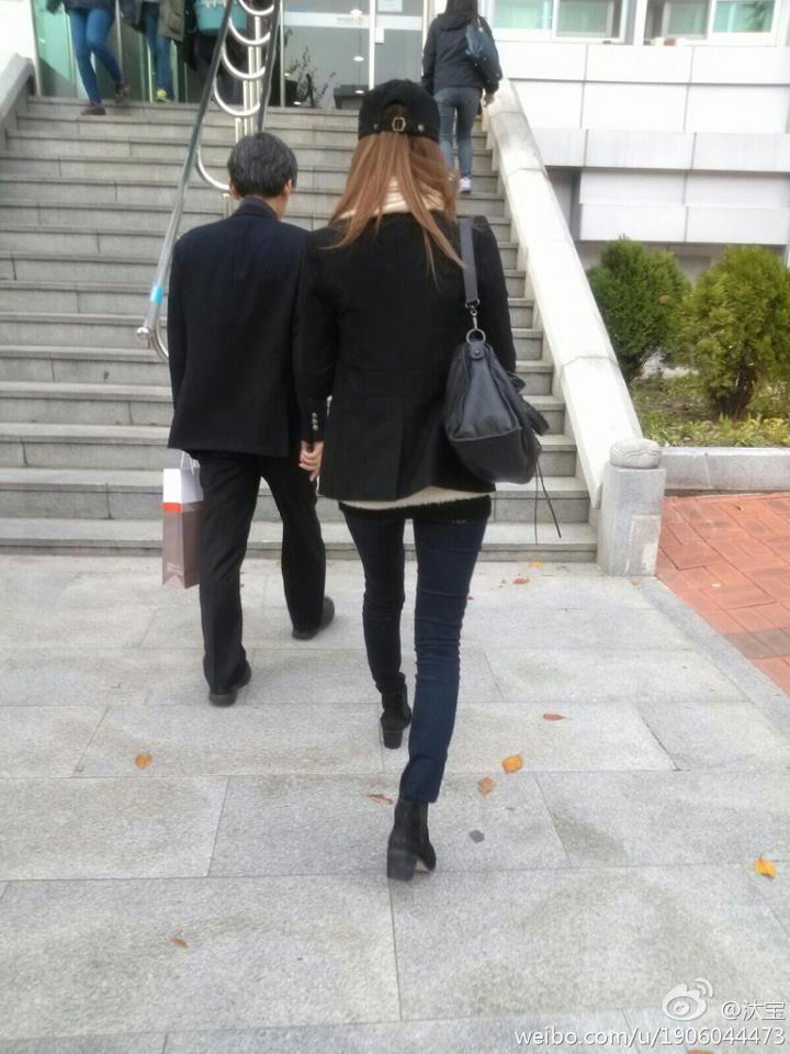 Yoona SNSD Saat Di Kampus
