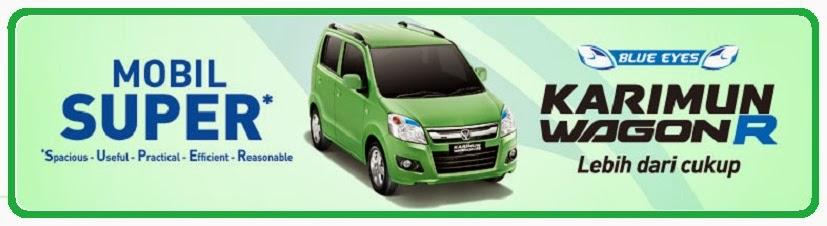 Dealer Suzuki Jakarta | Karimun Wagon R