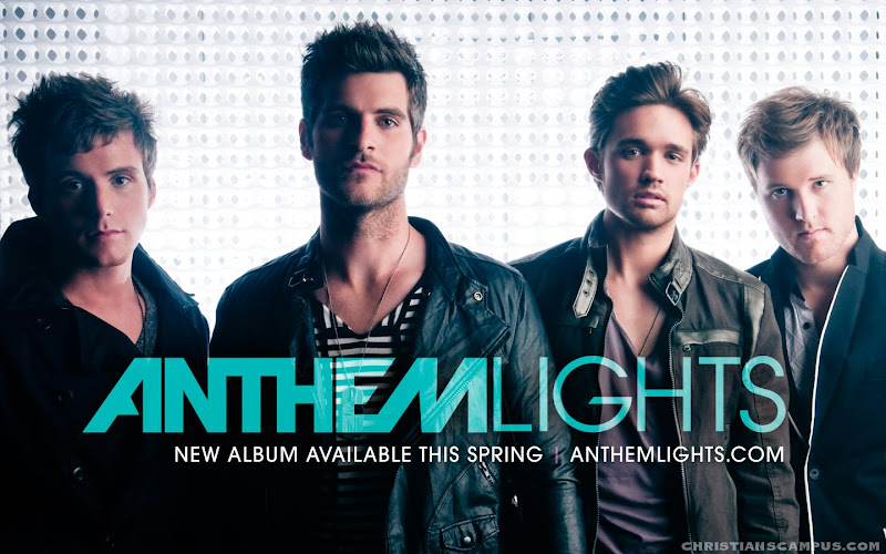 Anthem Lights - Anthem Lights 2011 band
