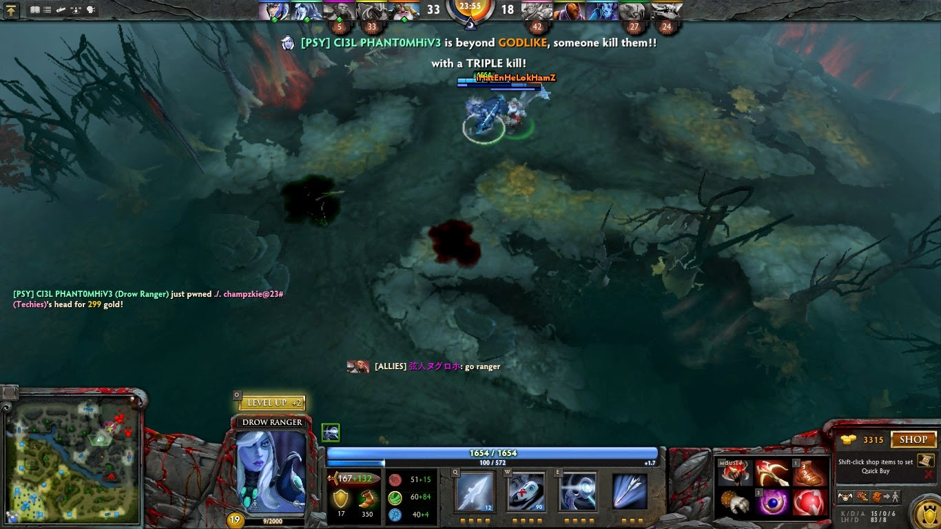 Dota 2 Noob To Pro February 2015