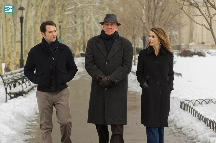 "The Americans - Do Mail Robots Dream of Electric Sheep? - Review: ""Ignorance is Bliss"""