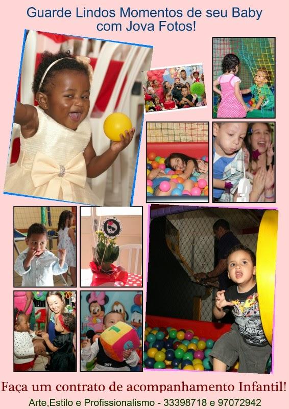 Festas Infantis é tudo de bom!
