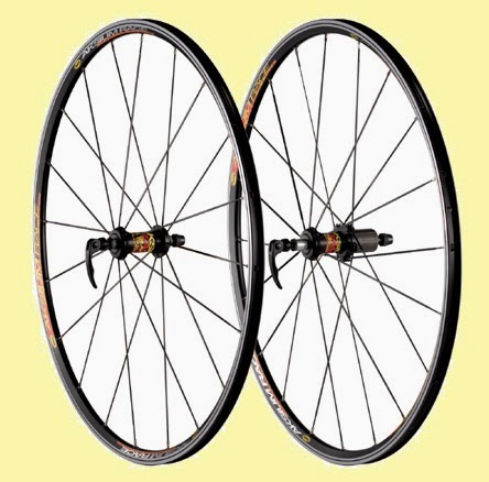 wheelset Mavic Aksium Race 700c