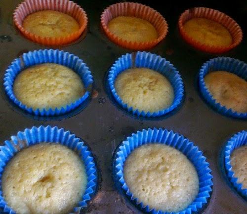 Kids banana muffins