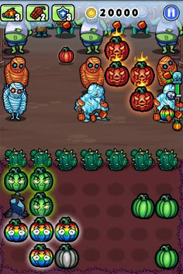 Pumpkins vs Monsters para Android