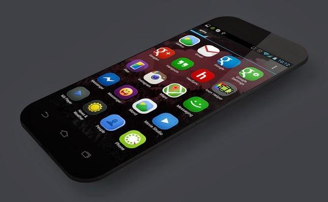 MOND - Nova/Apex/GO/ATOM Icon - Screenshoot