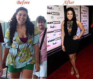 How Jordin Sparks Weight Loss