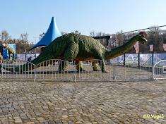 Dinosaurier Austellung
