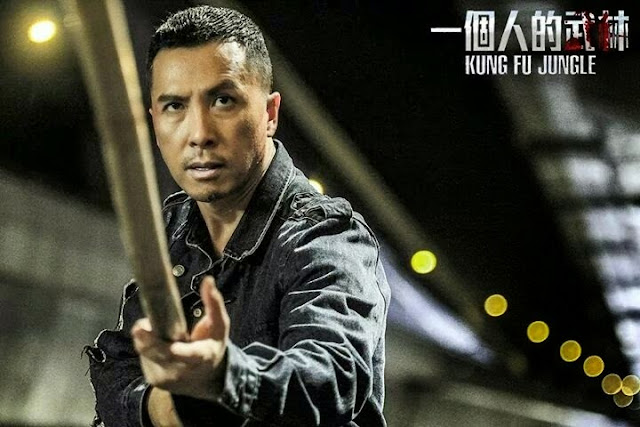 Kung Fu Jungle 一个人的武林 still Donnie Yen