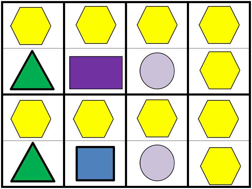 Two Dimensional Shapes 2 dimensional shapes dominoes